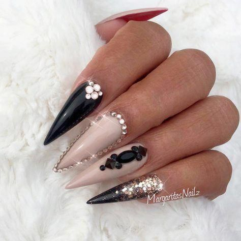 150 trendy acrylic nails designs 2018 luxurynails en