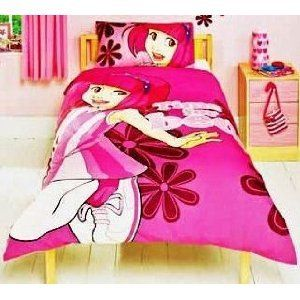 79 99 Lazy Town Lazytown Stephanie Time For Bed Twin