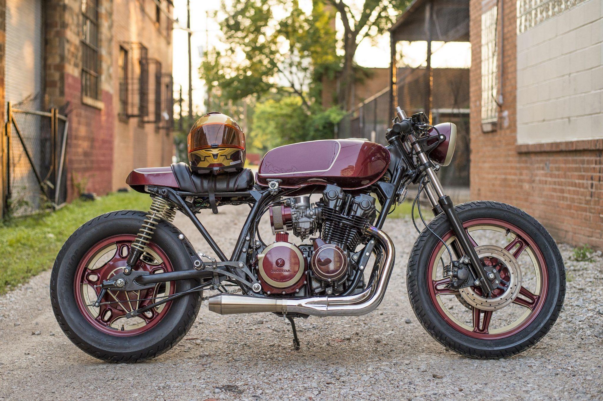 1981 Honda Cb750c Custom Cafe Racer Motorcycles For Sale Cafe Racer Honda Custom Cafe Racer Cafe Racer [ 1363 x 2048 Pixel ]
