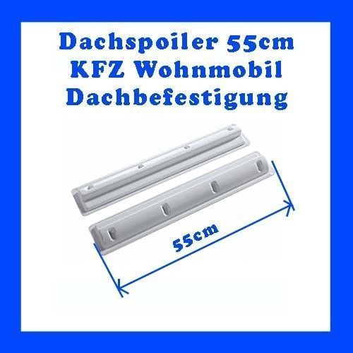 solarmodul haltespoiler 2x 55 cm f r solarmodule kfz. Black Bedroom Furniture Sets. Home Design Ideas
