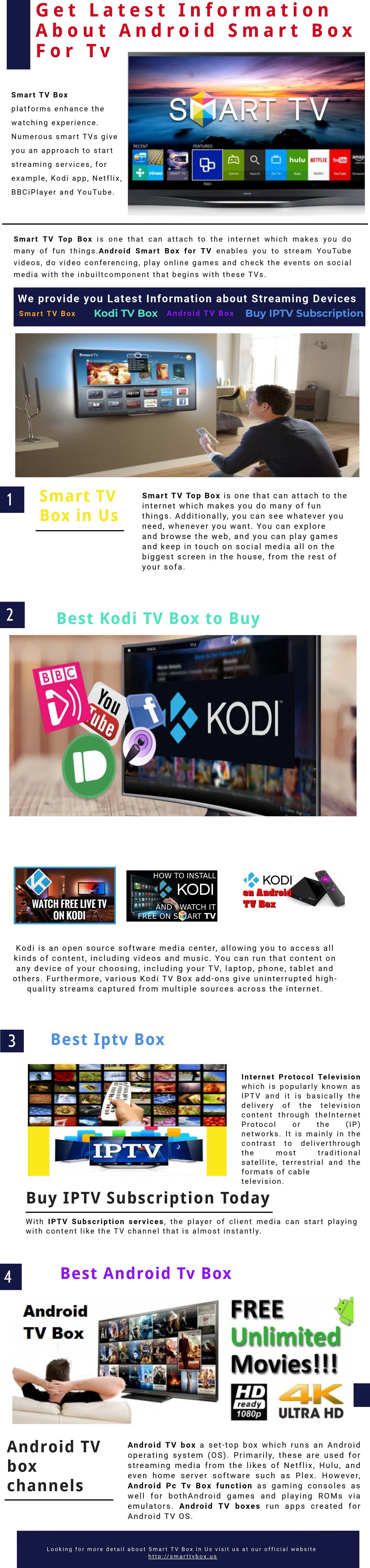 Smart TV Box in USA (smarttvboxesus) on Pinterest