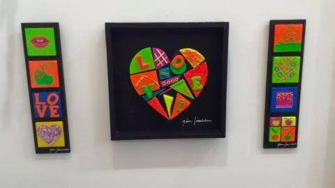 #GaleríaBortot #ArteBortot #ExpoArtistas #Love