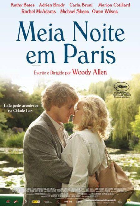 Meia Noite Em Paris Meia Noite Em Paris Filmes Melhores Filmes