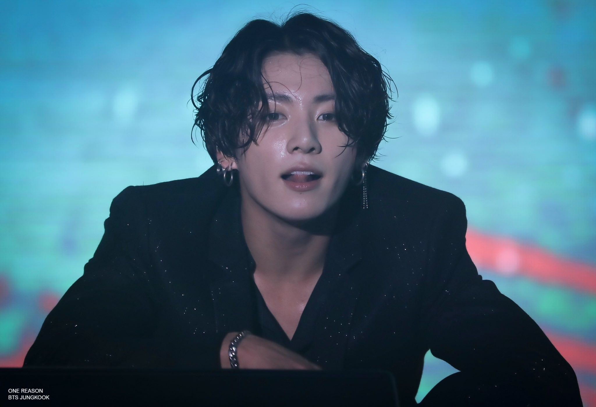 Jungkook 11082019 #jungkooklonghair
