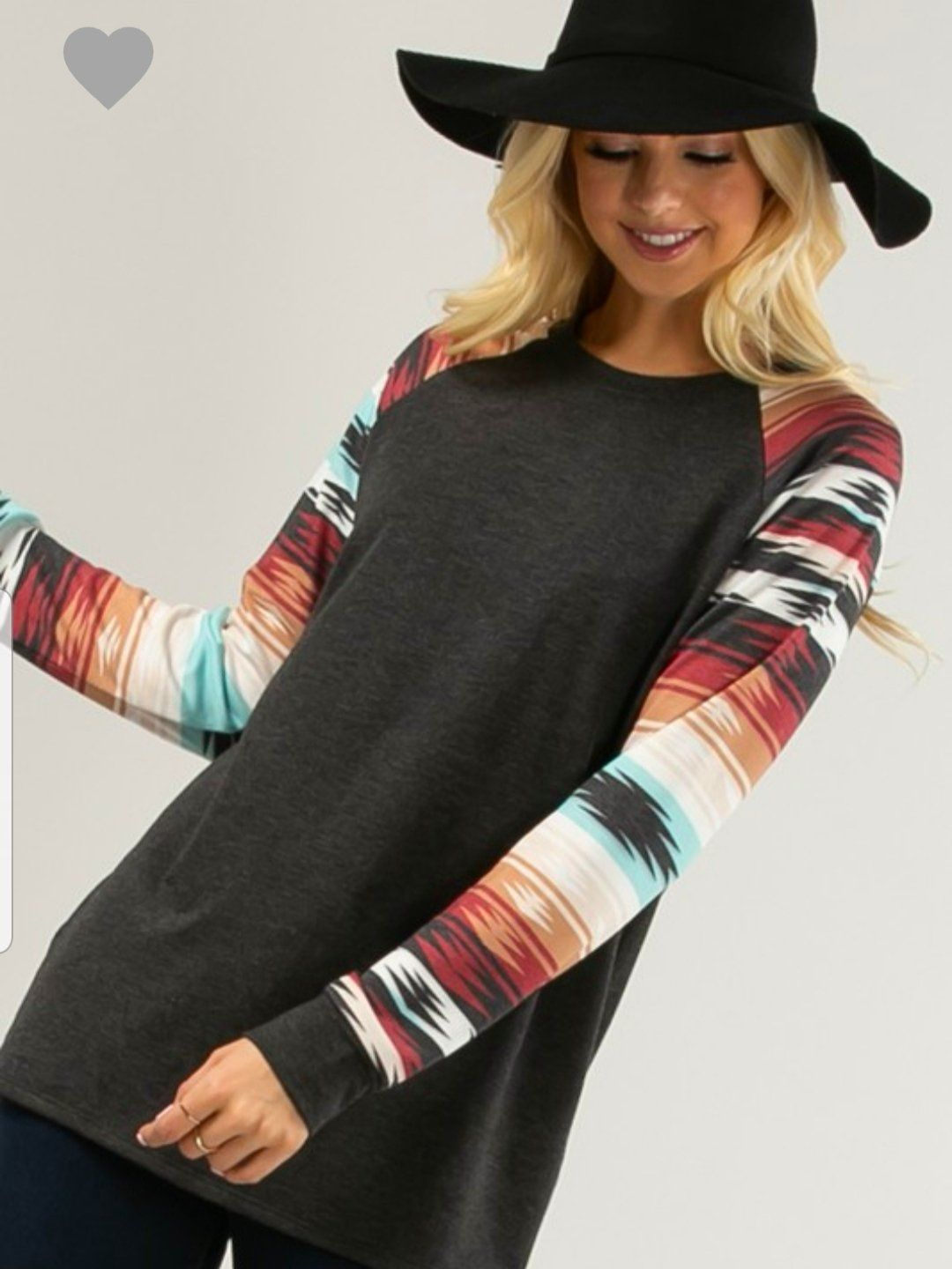 Albuquerque Sesleeve Top In