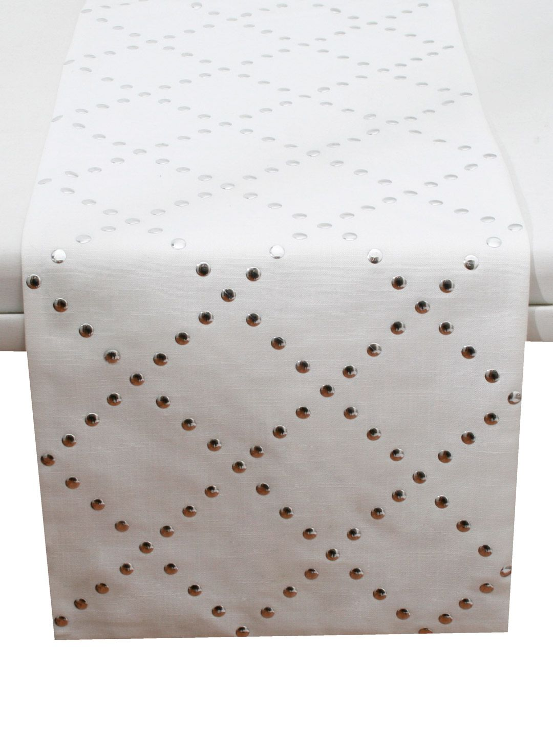 Larz Lattice Table Runner By THRO By Marlo Lorenz At Gilt