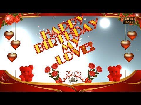 Birthday wishes for girlfriend youtube birthday video greetings birthday wishes for girlfriend youtube m4hsunfo