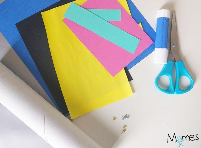 fabriquer une montre d 39 apprentissage centre pinterest math. Black Bedroom Furniture Sets. Home Design Ideas