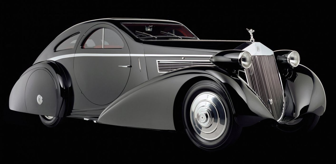 Rolls-Royce Phantom I Coupe by Jonckheere Carrossier ~ Used Car ...