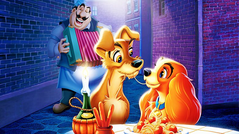 んわん物語 1955 Ő¹ãæ›¿ãˆ Lady And The Tramp Streaming Movies Free Free Movies Online