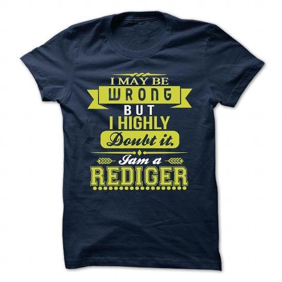 REDIGER