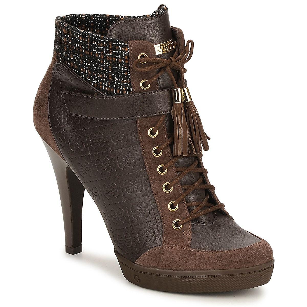 best website aa175 46d23 Damenschuhe Guess INVER - Kostenloser Versand ! | K-Style in ...