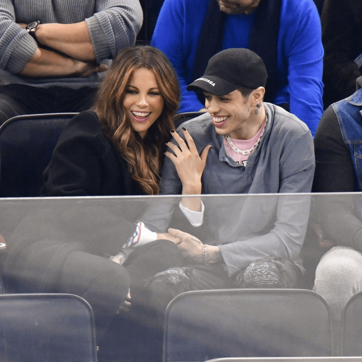 Pete Davidson And Kate Beckinsale Pictures With Images Kate
