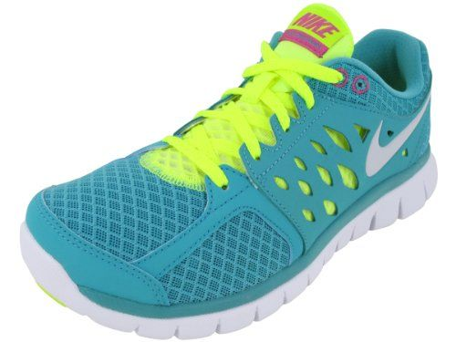 nice Nike Flex 2013 Run Womens Running Shoes Sport Turquoise M US