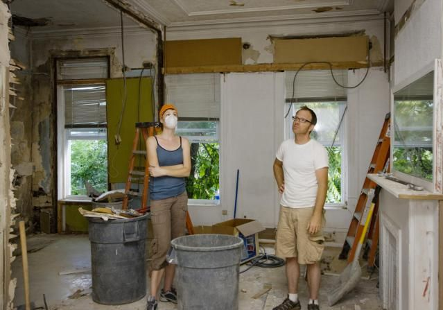 Hasil gambar untuk Stage of Renovating Houses