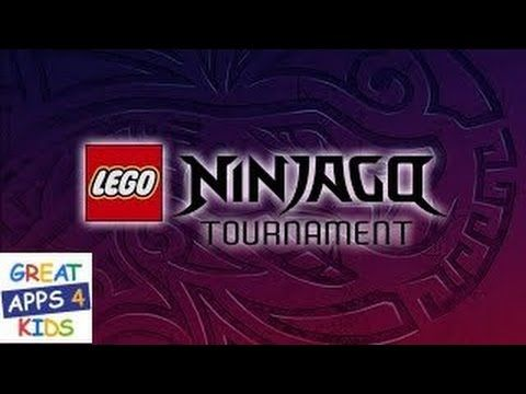 Lego Ninjago Tournament | Lego Game App for Kids | Games Apps For ...
