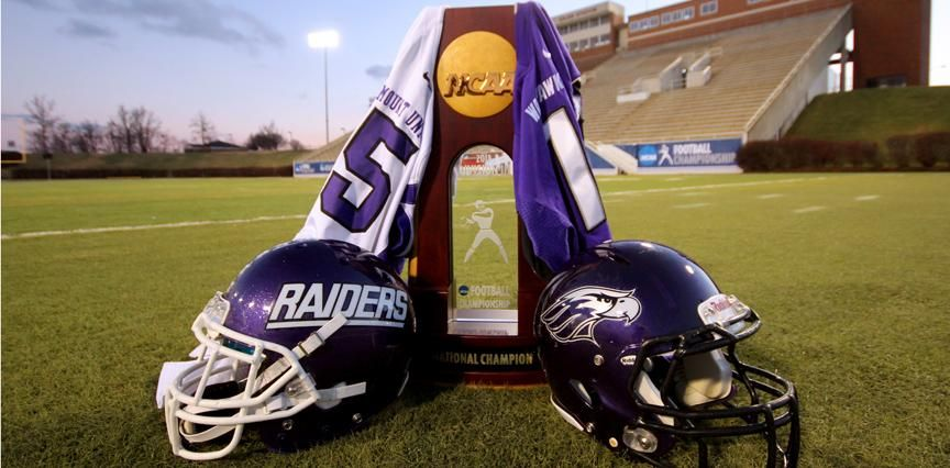 Football Mount Union Takes On Whitewater For National Titile