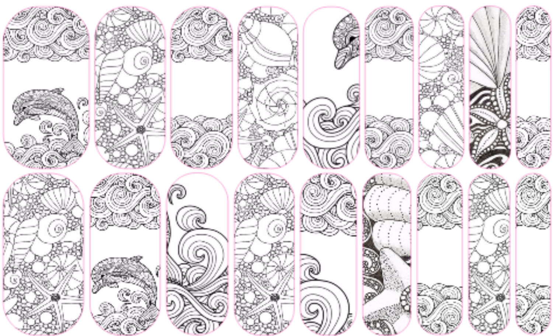 Jamberry Bulk Order Nail Art Studio Request Nail Art Studio Nail Art Diy Coloring Books