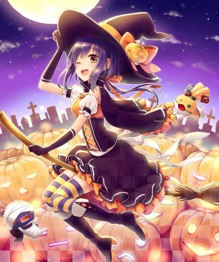 30+ Halloween Witch Anime | Anime halloween, Halloween