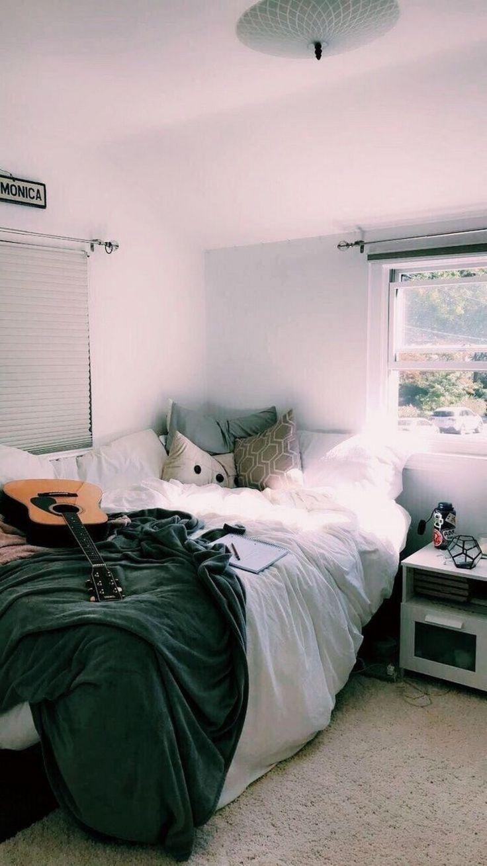✔81 Wohnheimzimmer Inspiration Dekor Ideen 37 - Schlafsaal #dormroomideas