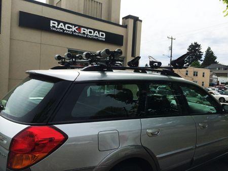 Yakima Thule Racks For Car And Bike Bike Trailer Hitch Car Racks Trailer Hitch