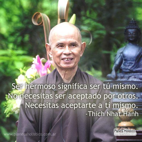 Frases De Thich Nhat Hanh Pensamientos Y Reflexiones