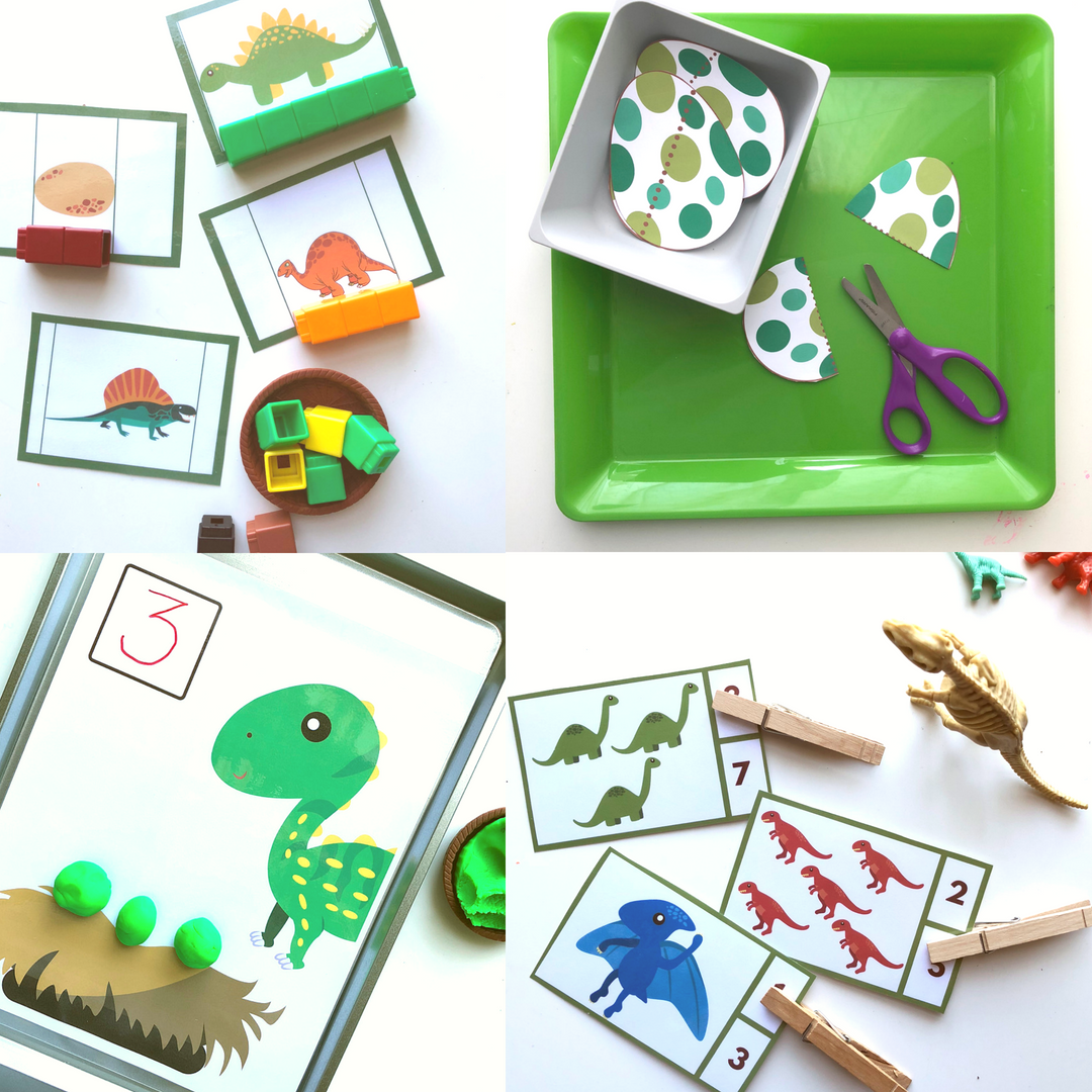 Fall Preschool Lesson Plans & Thematic Units - No Time For ...