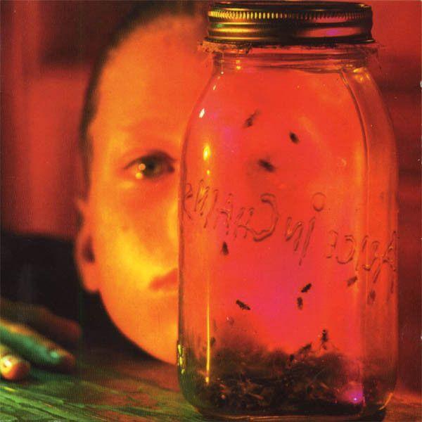 Alice In Chains - Jar Of Flies/Sap (180 Gram 2LP, Etched Side D Import)