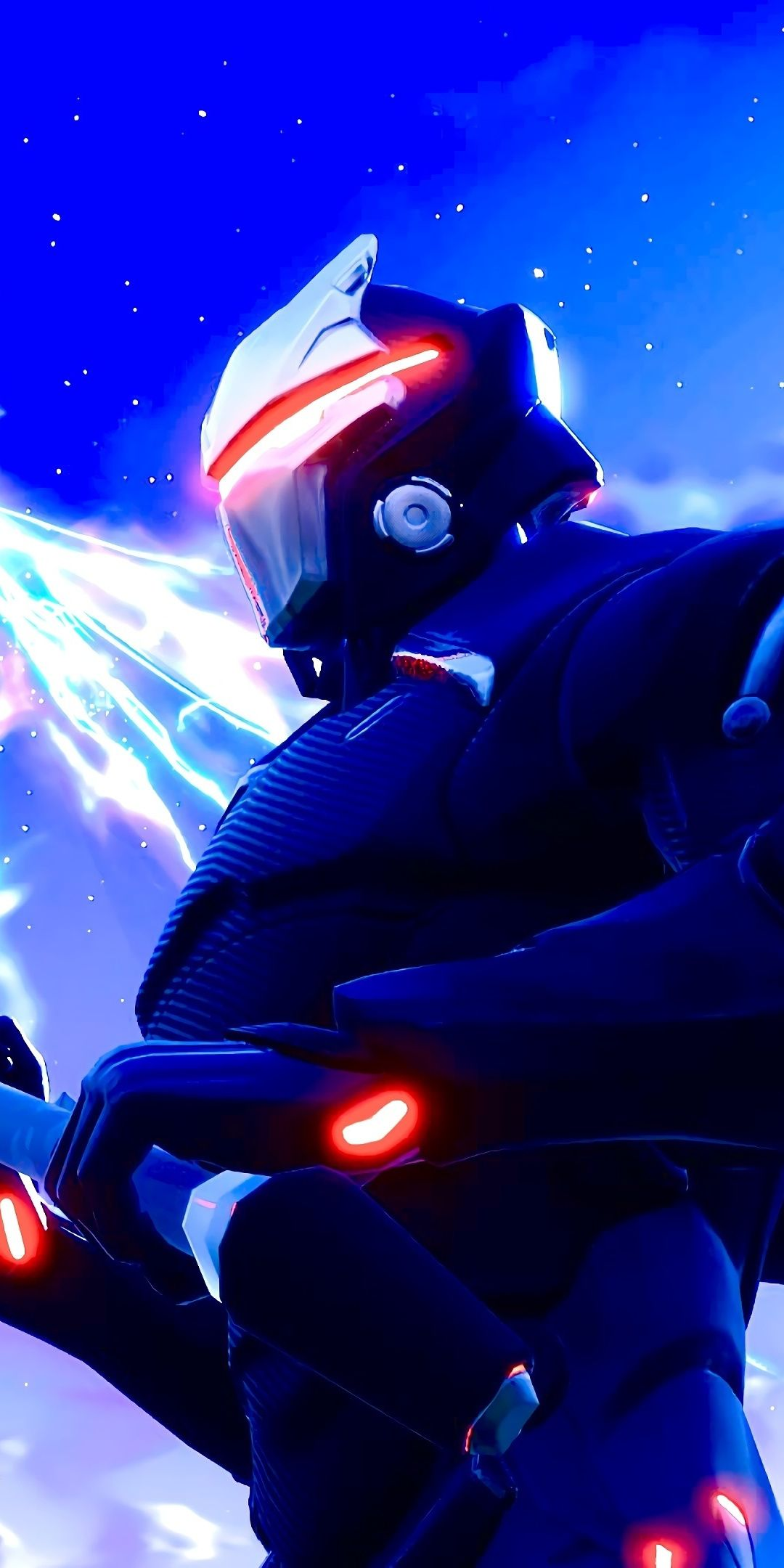 Fortnite, Omega Skill, Video Game, 2018, 1080x2160 Wallpaper