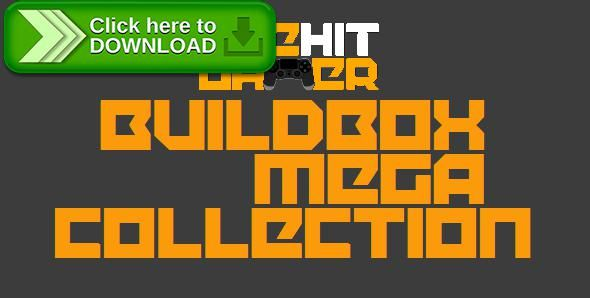 Free nulled Buildbox Mega Pack - 22 Games/Apps download | Game