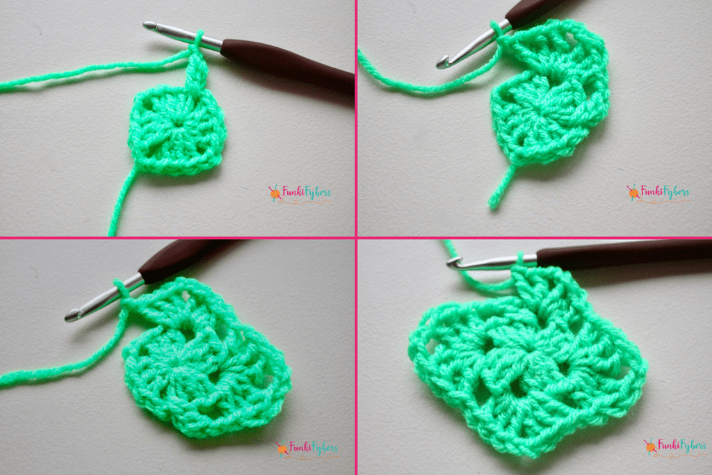 Granny Diamond Tree Skirt - Free Crochet Pattern | Christmas ...