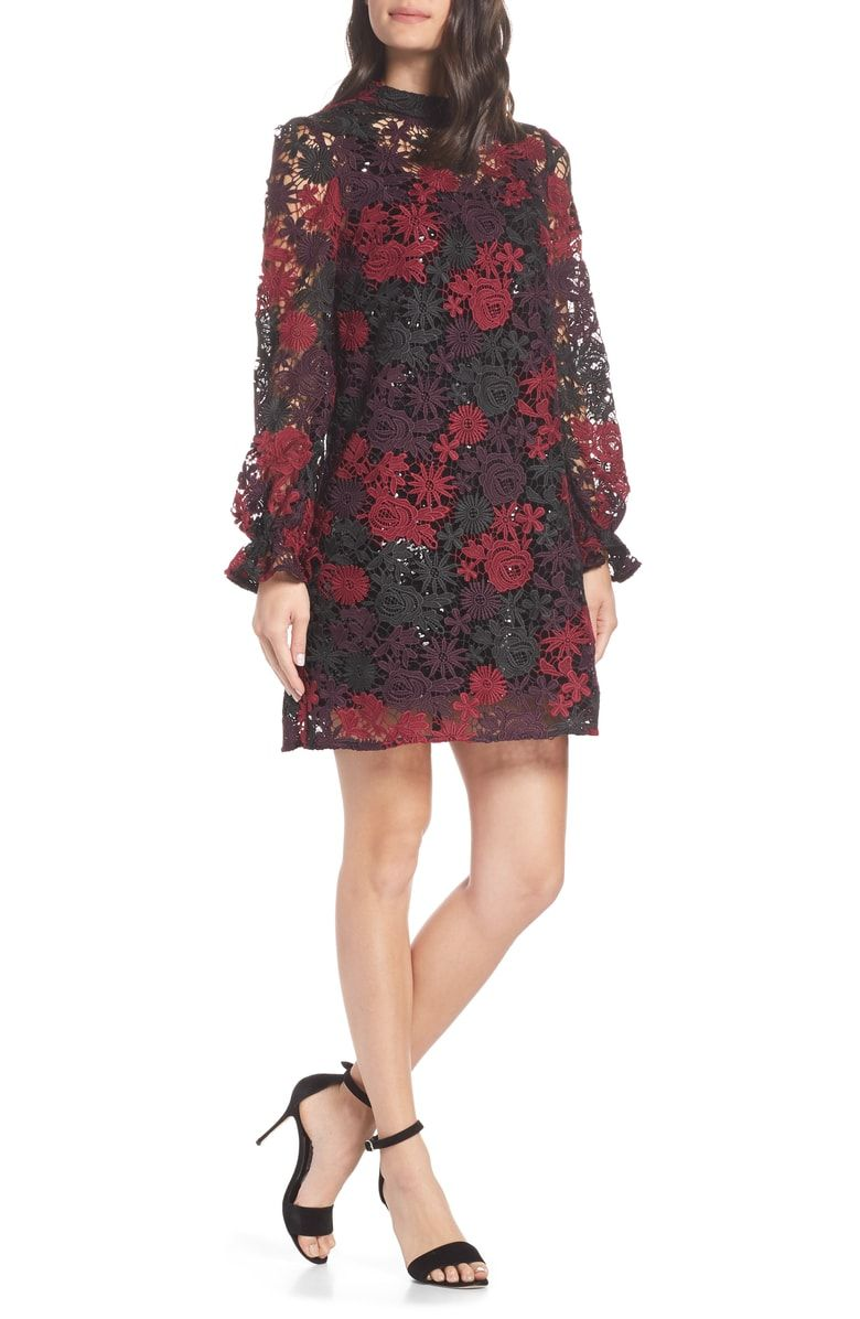 27a0b158 Free shipping and returns on French Connection Cynthia Lace Shift Dress at  Nordstrom.com.