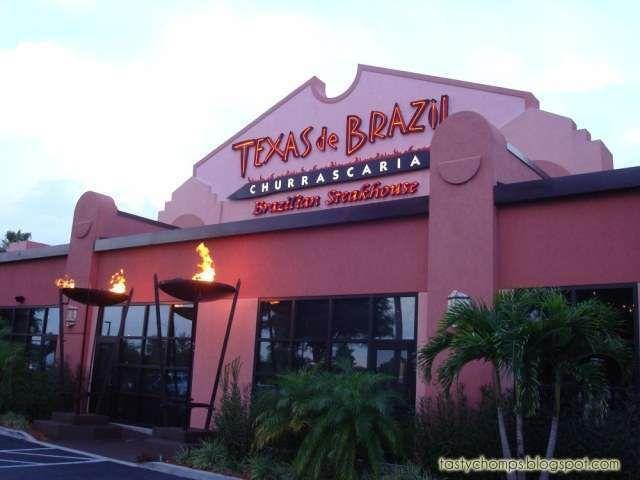 Texas De Brazil Restaurants I Enjoy And Some Gone By