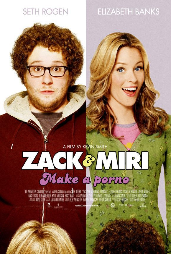 Watch Zack and Miri Make a Porno Full-Movie Streaming