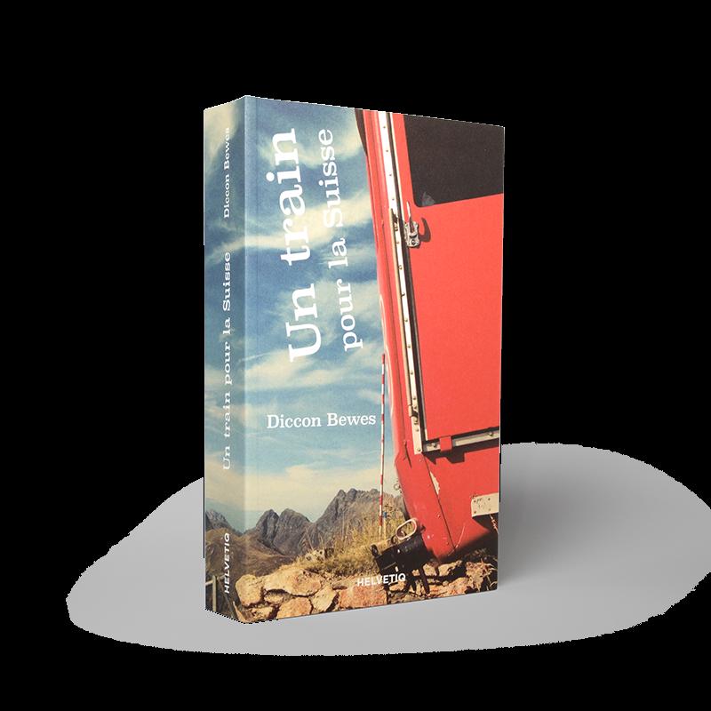 """Diccon Bewes, auteur du """"Suissologue"""" et fin connaisseur de la Suisse, nous convie à un voyage extraordinaire dans son nouveau livre..."""