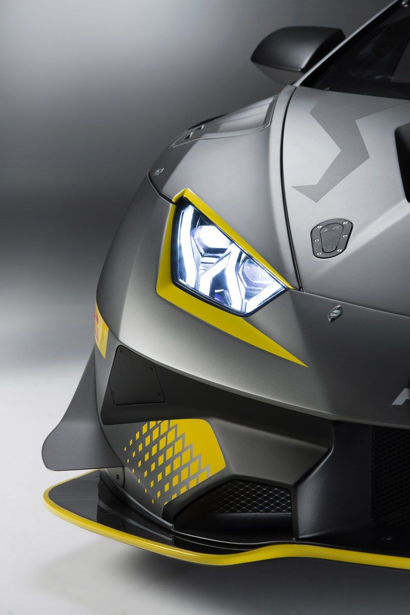 Lamborghini Huracan Super Trofeo Evo Unveiled With Improved Aerodynamics Carscoops Lamborghini Huracan Lamborghini Cars