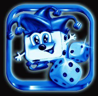 Neon Yatzy Saga! yatzy yard yahtzee game app