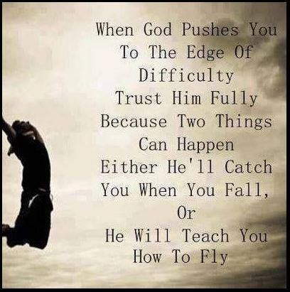 When God Pushes You Quotes Quote God Religious Quotes Faith Pray Stunning Religious Quotes About Faith
