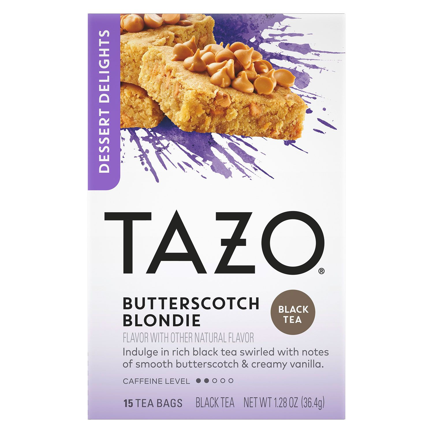 This Tea Is Going Viral On Tiktok Because It Tastes Exactly Like Dessert In 2021 Butterscotch Blondies Hot Desserts Tazo