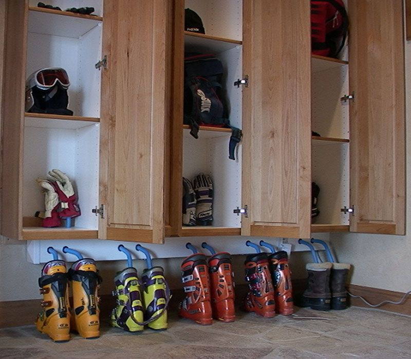 Custom Drying System From Custombootdryers Com Ski