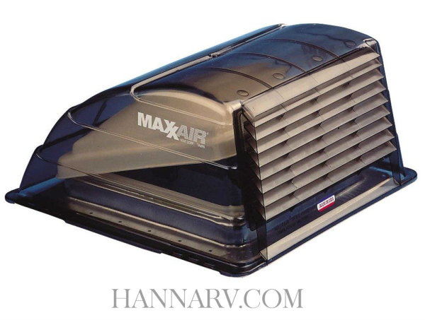 Maxx Air Vent Corp 00 933067 Rv Roof Vent Cover Smoke Tint In 2020 Roof Vent Covers Smoke Vent Vent Covers