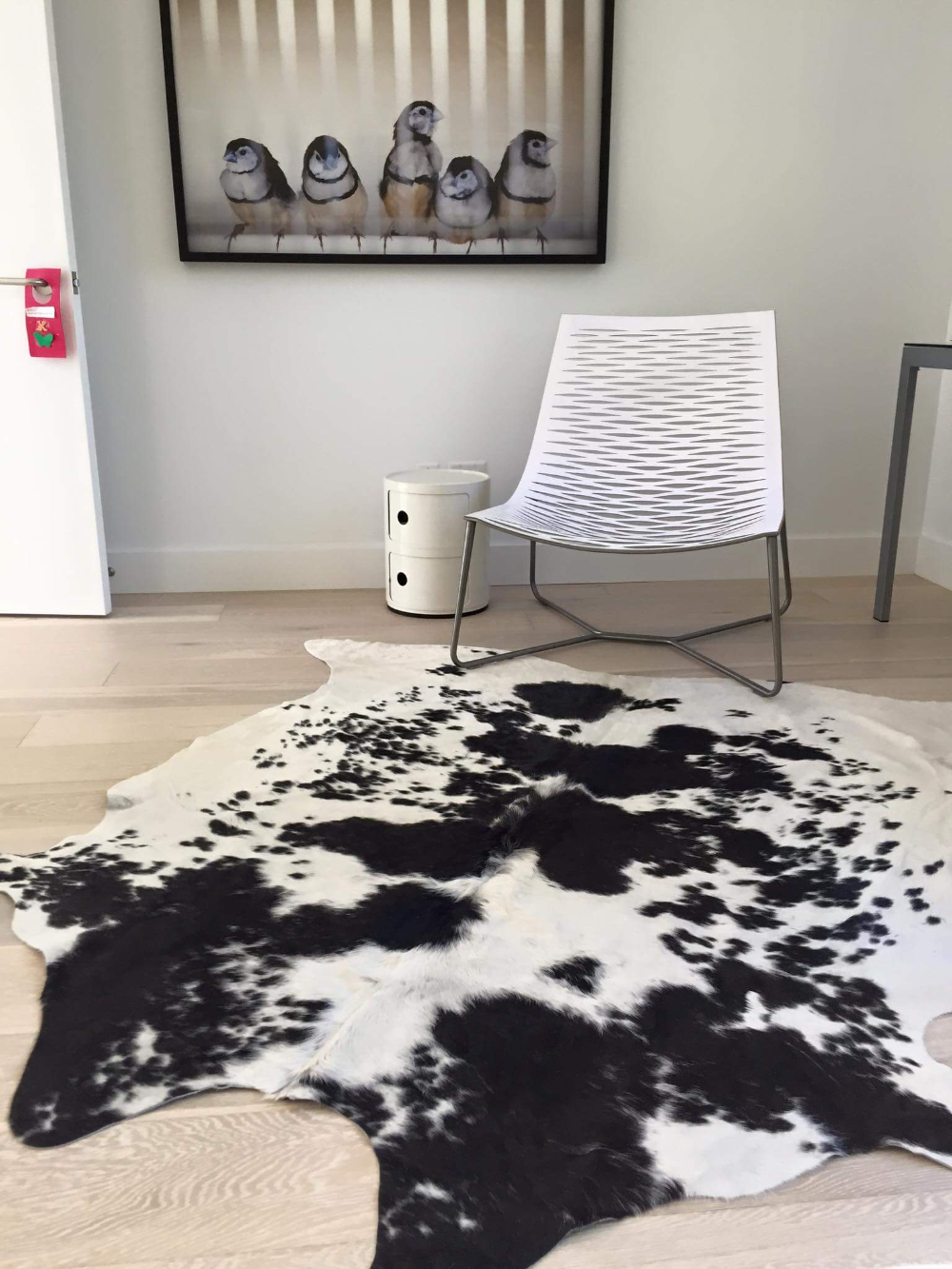 Cow Hide Rugs Canada In Black White Just For Your Living Rom Living Room Will Look Stunning I Cow Hide Rug Cowhide Rug Living Room Beautiful Living Rooms Decor
