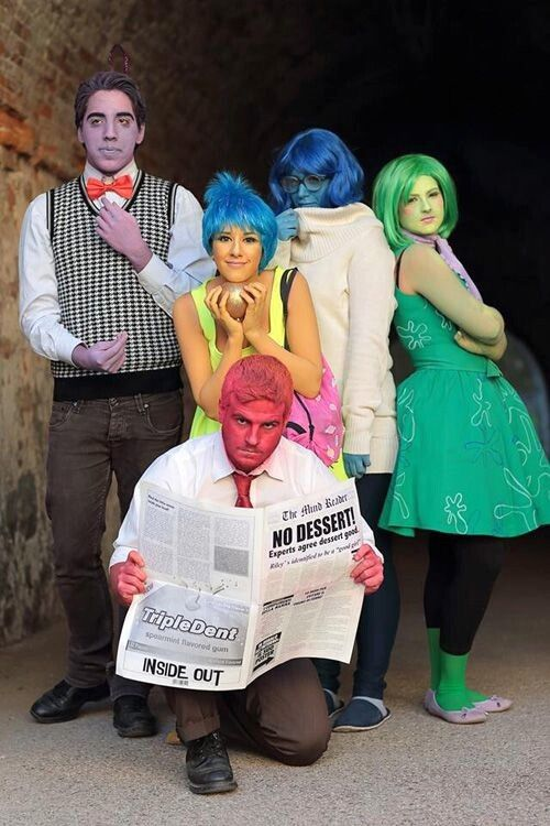 All-time 40+ Best Halloween Group Costume Ideas Halloween Ideas - halloween costume ideas for groups of 5