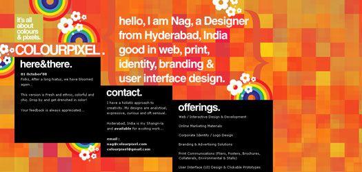 38 Impressive Graphic Designer Portfolios – Wanna have an Ideal Portfolio?? « Graphic Design Blog – An Ultimate Resource for Graphic Designers