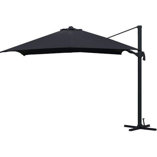 Grote 10 Square Cantilever Umbrella Rectangular Patio Umbrella Offset Patio Umbrella Large Patio Umbrellas