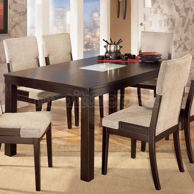 Dining room table with different chairs Diningroom Pinterest
