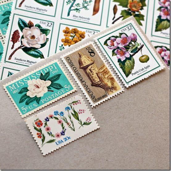 vintage postage for wedding invitations pinterest wedding