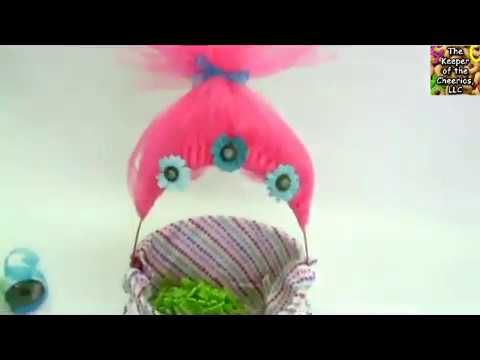 Trolls movie easter basket idea misc pinterest basket ideas trolls movie easter basket idea negle Image collections