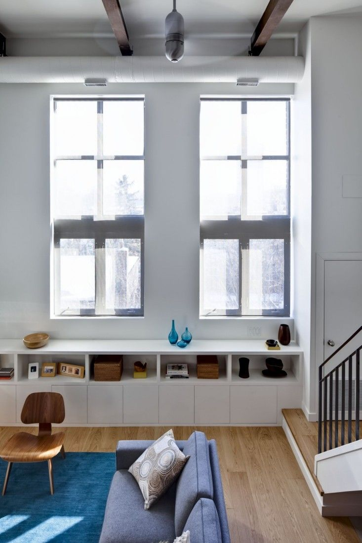 Riverdale Loft in Toronto by Beauparlant Design