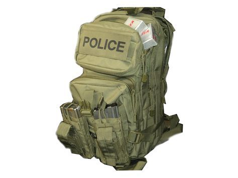 ACTIVE SHOOTER RESPONSE BAG (gunshot survival pack included